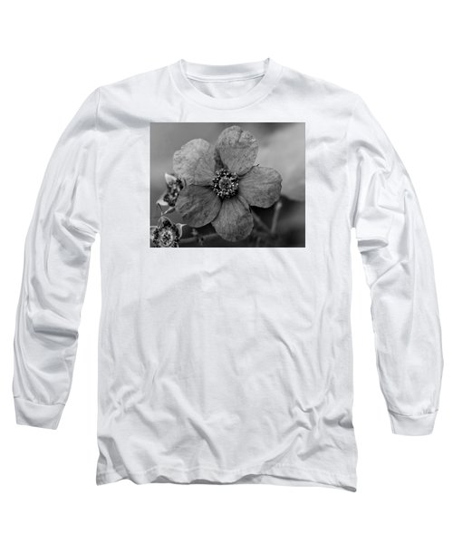 Weed 4 Long Sleeve T-Shirt by Simone Ochrym