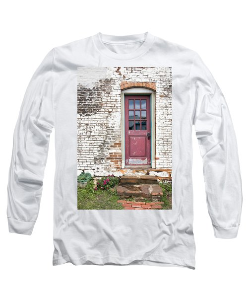 Welcome Long Sleeve T-Shirt