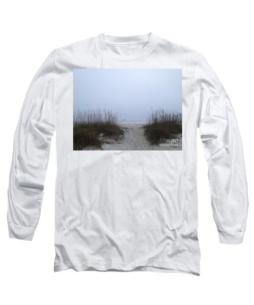 Welcome Long Sleeve T-Shirt