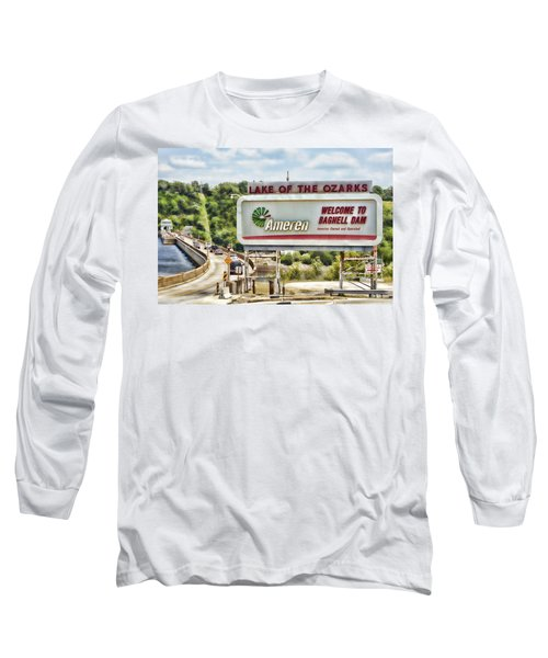 Welcome To Bagnell Dam Long Sleeve T-Shirt