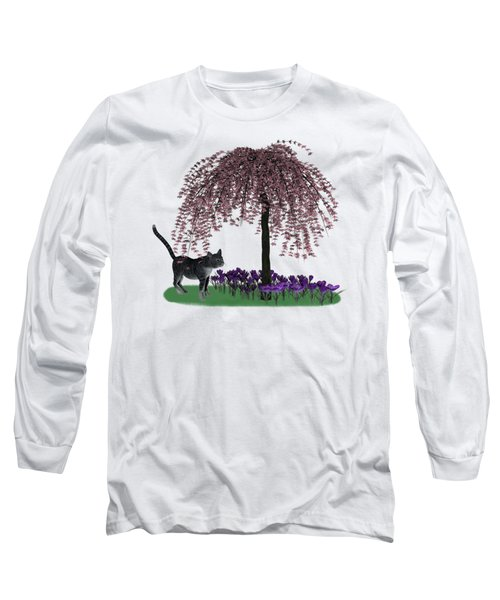 Welcome To Spring Long Sleeve T-Shirt