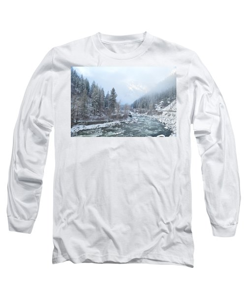 Wenatchee River Long Sleeve T-Shirt