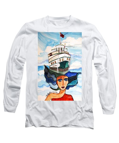 Wenonah 2  Long Sleeve T-Shirt