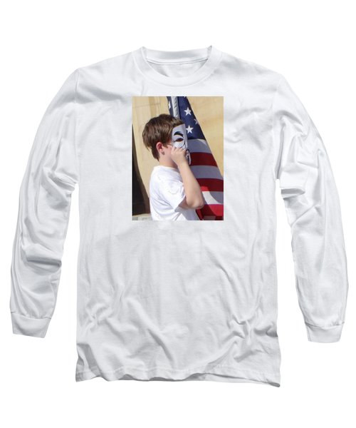 We're The Kids In America Long Sleeve T-Shirt
