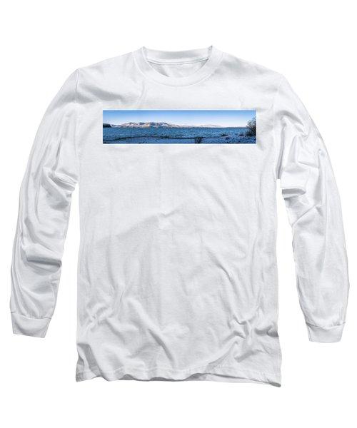 West Almanor Blue Long Sleeve T-Shirt
