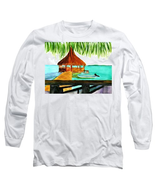 West End Roatan Long Sleeve T-Shirt