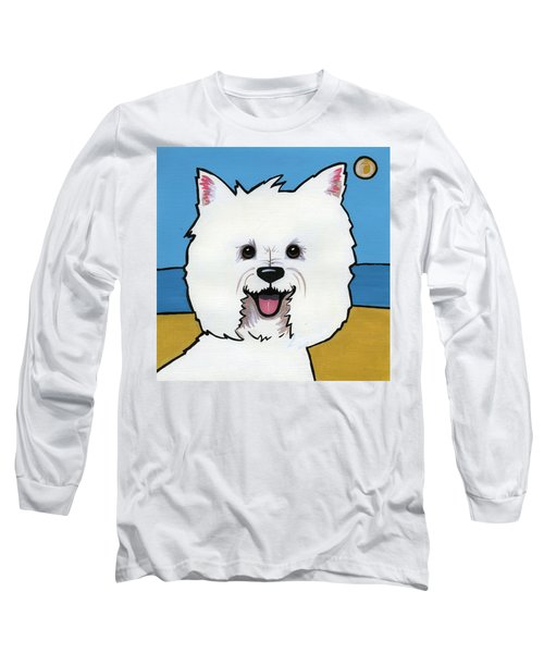 West Highland Terrier Long Sleeve T-Shirt