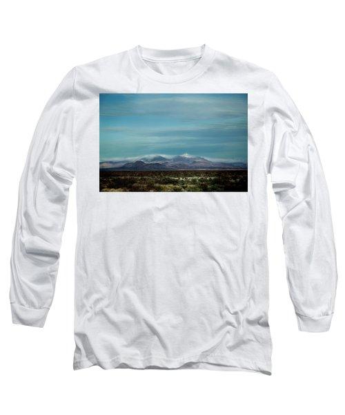 West Texas Skyline #1 Long Sleeve T-Shirt