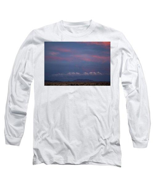 West Texas Sunset #2 Long Sleeve T-Shirt