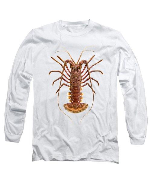 Western Rock Lobster Long Sleeve T-Shirt