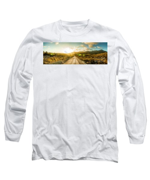 Western Way Long Sleeve T-Shirt