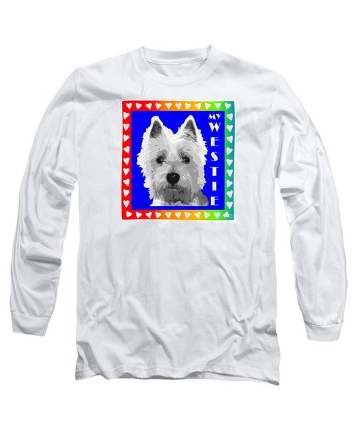 Westie Tshirt Long Sleeve T-Shirt