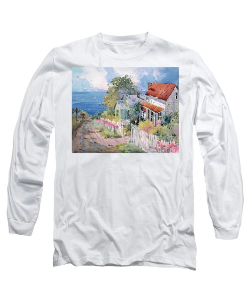 Westport By The Sea Long Sleeve T-Shirt
