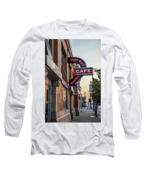 Westsidemarketcafe Long Sleeve T-Shirt