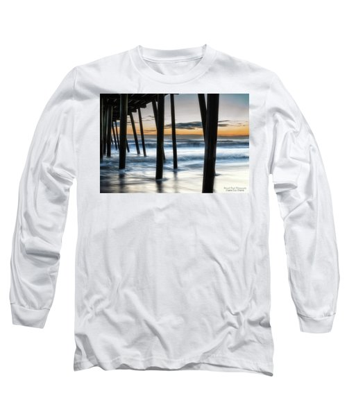 Wet Feet Long Sleeve T-Shirt