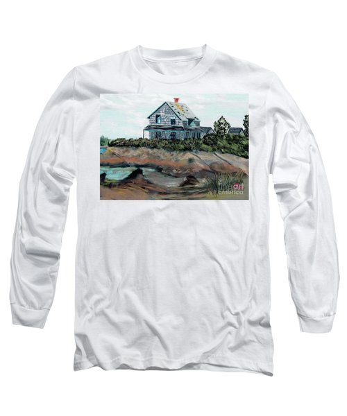 Whales Of August House Long Sleeve T-Shirt