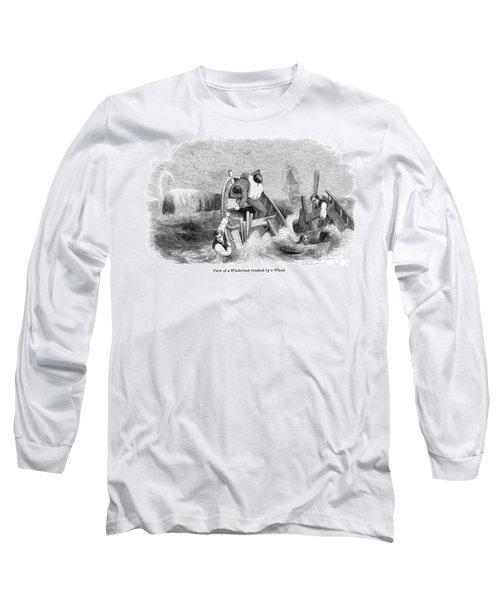 Whaling, C1830 Long Sleeve T-Shirt