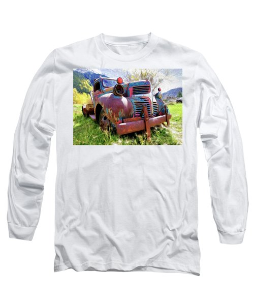 What A Great Time To Retire  Long Sleeve T-Shirt