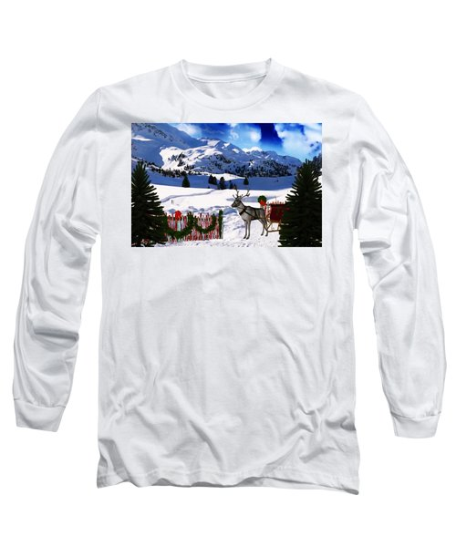 What A Wonderful Time Long Sleeve T-Shirt