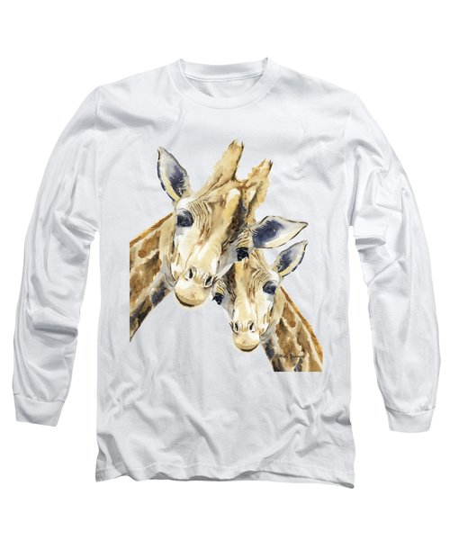 What Are You Doing? Long Sleeve T-Shirt