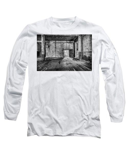 What Awaits Outside Long Sleeve T-Shirt