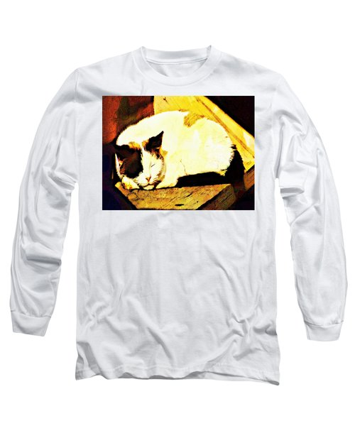 What Do Cats Dream Of Long Sleeve T-Shirt