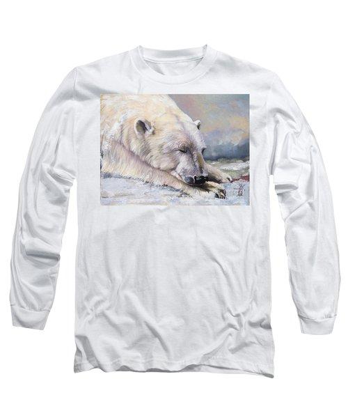 What Do Polar Bears Dream Of Long Sleeve T-Shirt