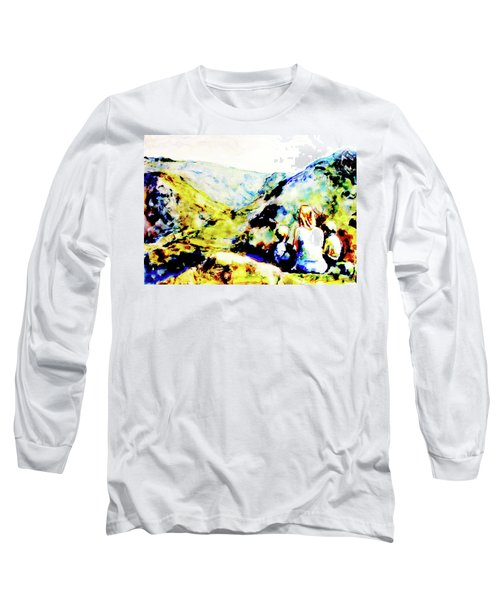 What Lies Ahead Long Sleeve T-Shirt