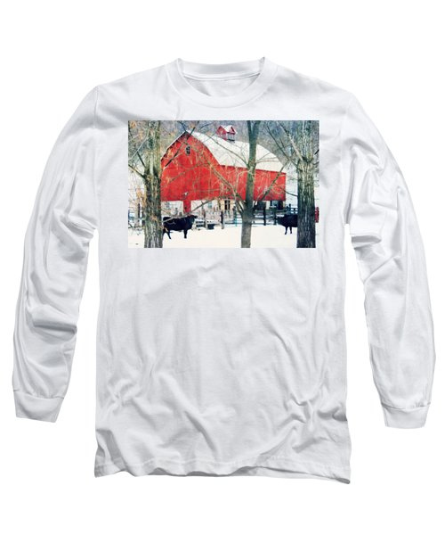 Long Sleeve T-Shirt featuring the photograph Whatcha Looking At by Julie Hamilton
