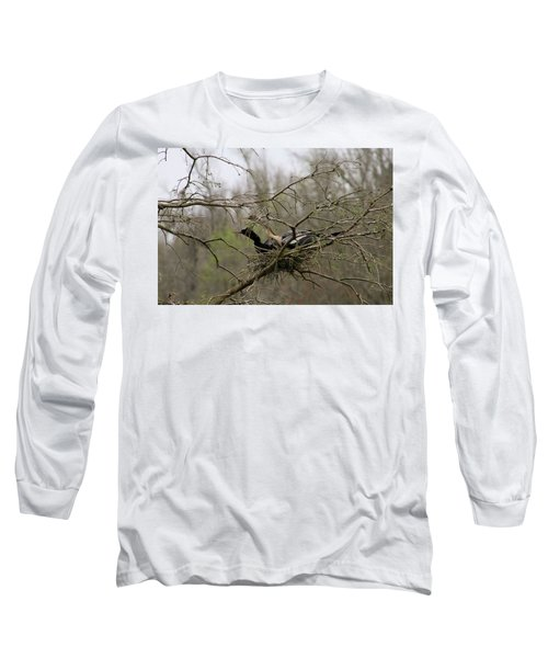 What's Going On There Long Sleeve T-Shirt