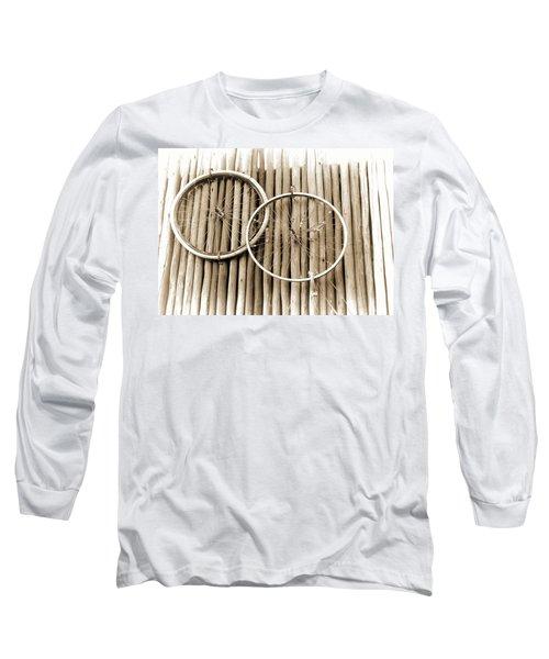 Wheels On Bamboo Long Sleeve T-Shirt