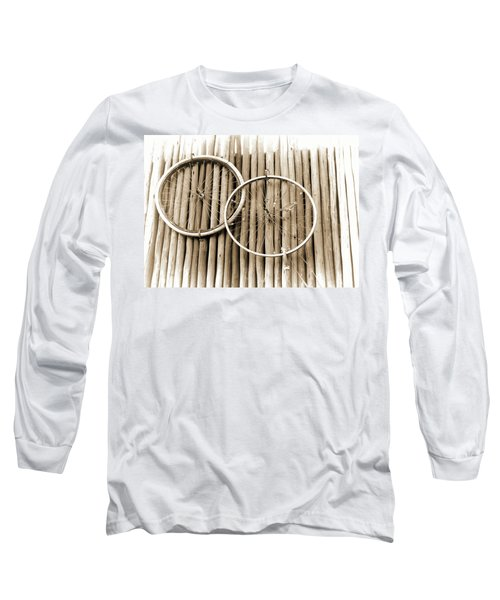 Wheels On Bamboo Long Sleeve T-Shirt