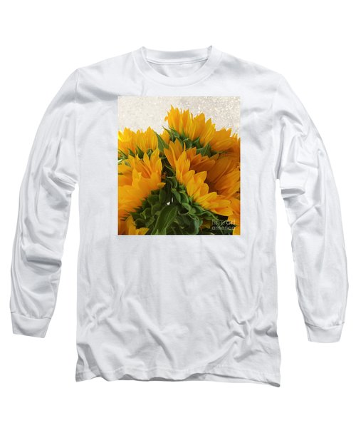 When The Autumn And Winter Meet By Jasna Gopic Long Sleeve T-Shirt by Jasna Gopic