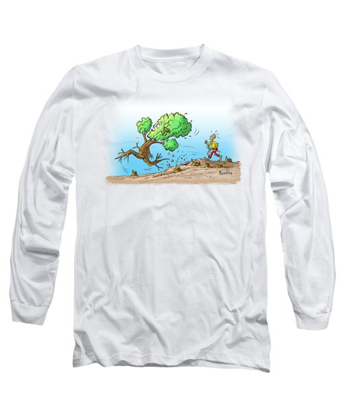 When The Going Gets Tough Long Sleeve T-Shirt