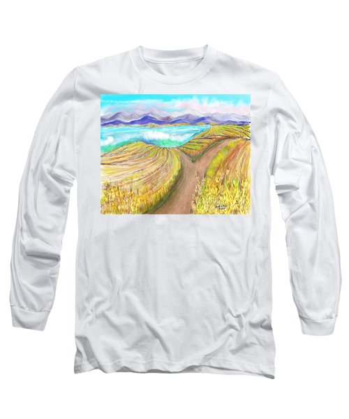 Where It Would Be Nice To Be Long Sleeve T-Shirt