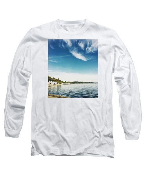 Whispy Northwest Days Long Sleeve T-Shirt