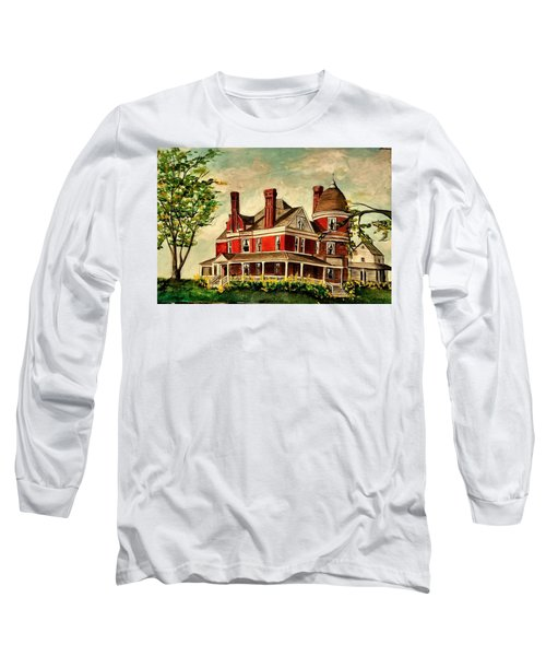 White Hall Long Sleeve T-Shirt