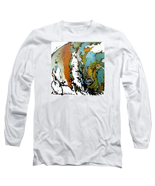 White Lightning Long Sleeve T-Shirt
