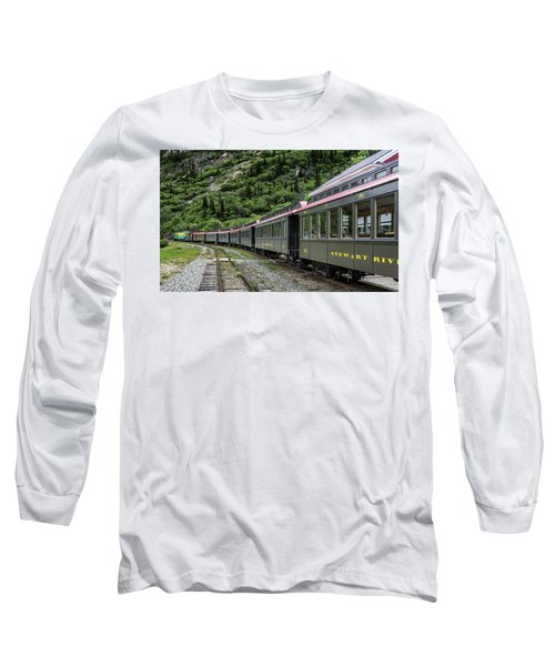 White Pass And Yukon Railway Long Sleeve T-Shirt