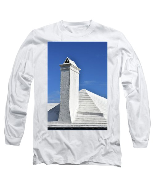 White Roof No. 6-1 Long Sleeve T-Shirt
