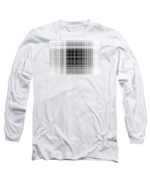 White Windows Long Sleeve T-Shirt
