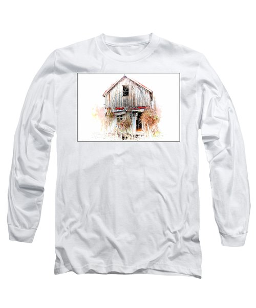 Whiteout In Opequon Long Sleeve T-Shirt