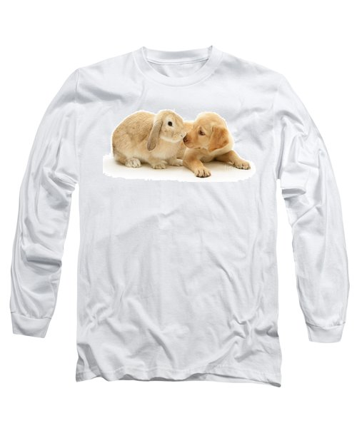 Who Ate All The Carrots Long Sleeve T-Shirt
