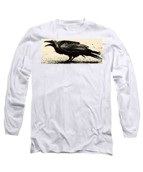 Who Calling Long Sleeve T-Shirt