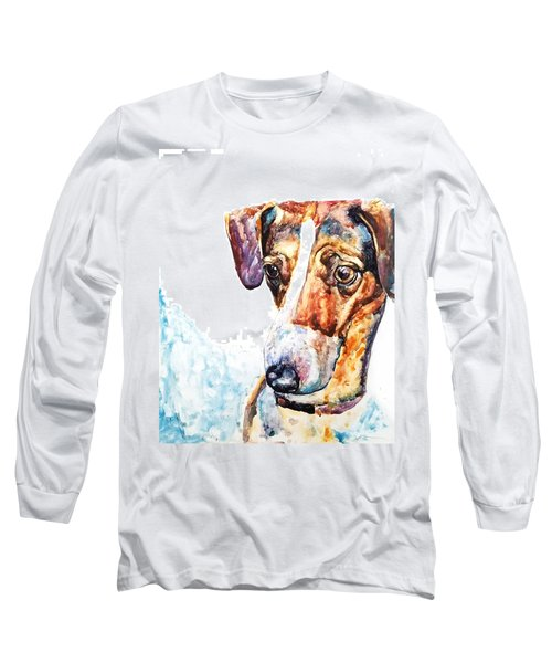 Why The Long Face? Long Sleeve T-Shirt