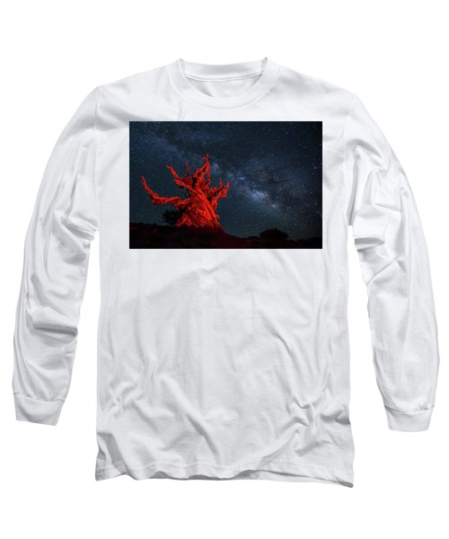 Wicked Long Sleeve T-Shirt by Tassanee Angiolillo