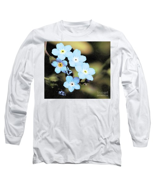 Wild And Beautiful 6 Long Sleeve T-Shirt by Victor K