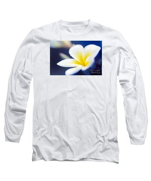 Wild Blue Morning Long Sleeve T-Shirt by Sharon Mau