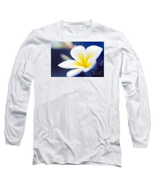 Wild Blue Morning Long Sleeve T-Shirt