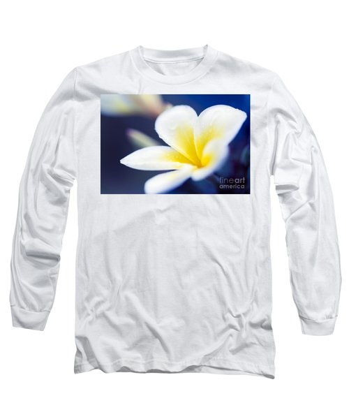 Wild Blue Morning Long Sleeve T-Shirt
